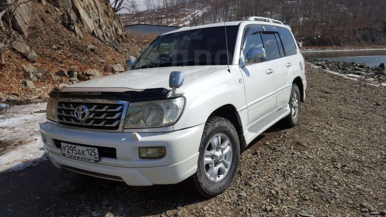 Toyota Land Cruiser, 2005 год, 1 699 000 руб.