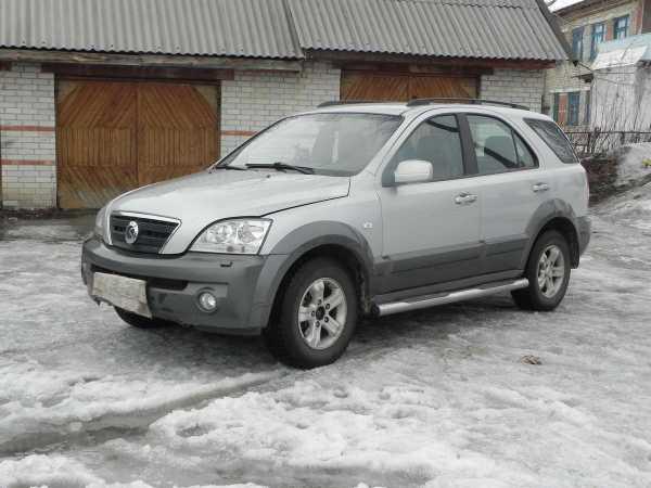 Kia Sorento, 2006 год, 600 000 руб.