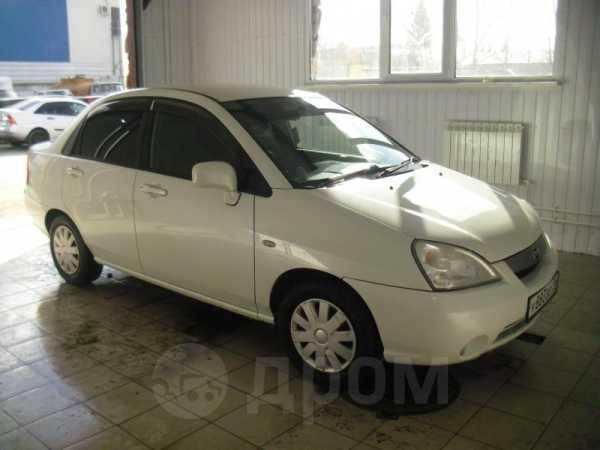 Suzuki Aerio, 2001 год, 195 000 руб.