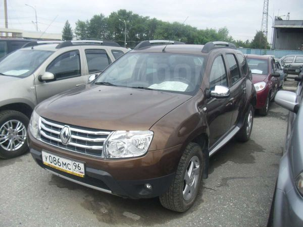 Renault Duster, 2012 год, 675 000 руб.