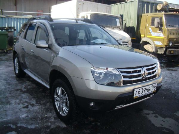 Renault Duster, 2014 год, 725 000 руб.