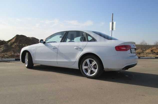 Audi A4, 2012 год, 1 050 000 руб.