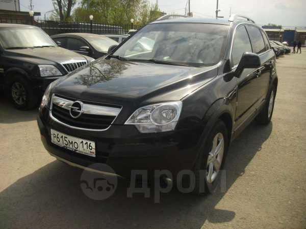 Opel Antara, 2008 год, 595 000 руб.