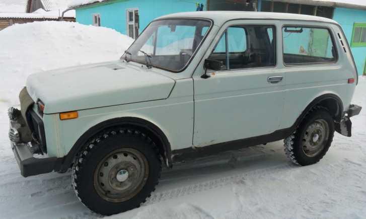 Лада 4x4 2121 Нива, 1987 год, 66 000 руб.