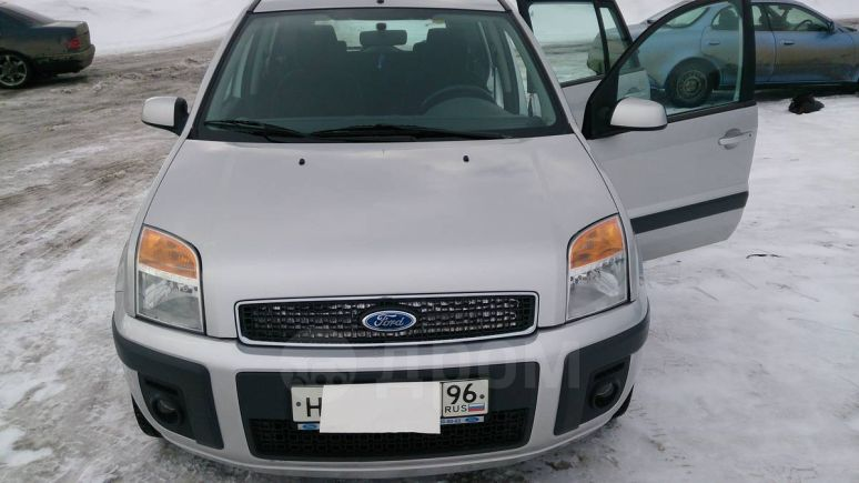 Ford Fusion, 2007 год, 305 000 руб.