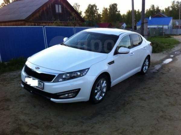 Kia Optima, 2012 год, 840 000 руб.