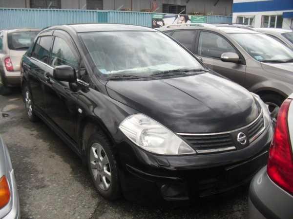 Nissan Tiida, 2007 год, 397 000 руб.