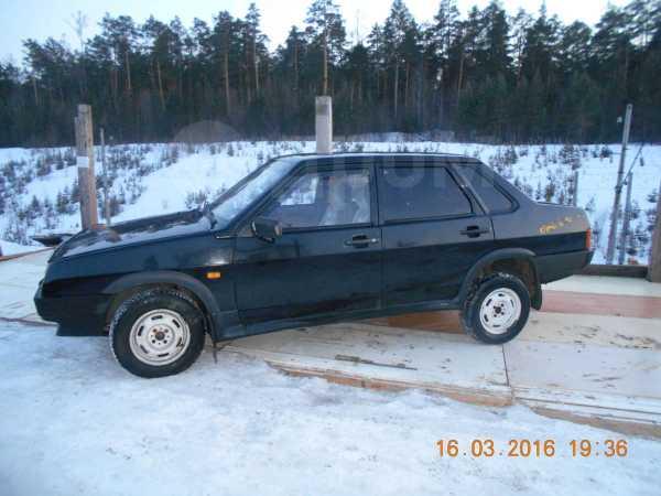 Лада 21099, 1996 год, 47 000 руб.