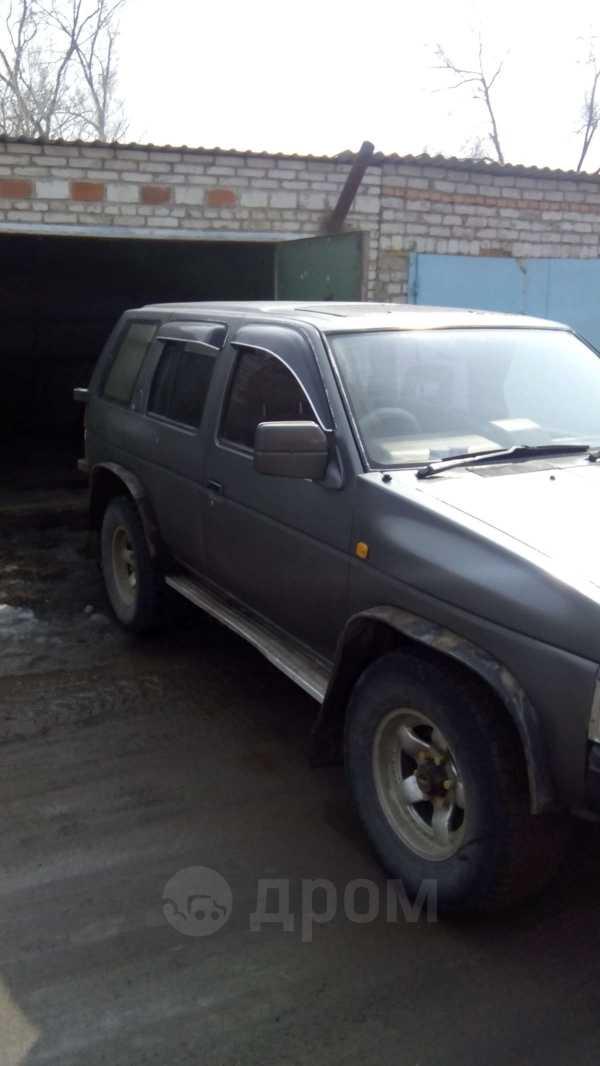 Nissan Terrano, 1992 год, 185 000 руб.