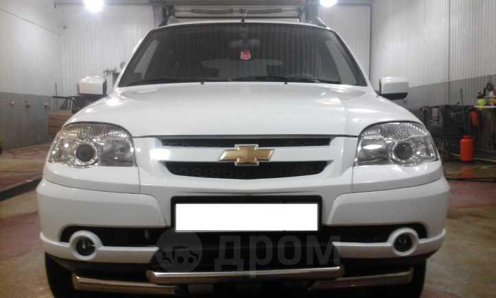 Chevrolet Niva, 2013 год, 515 000 руб.