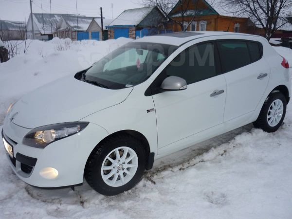 Renault Megane, 2011 год, 462 000 руб.