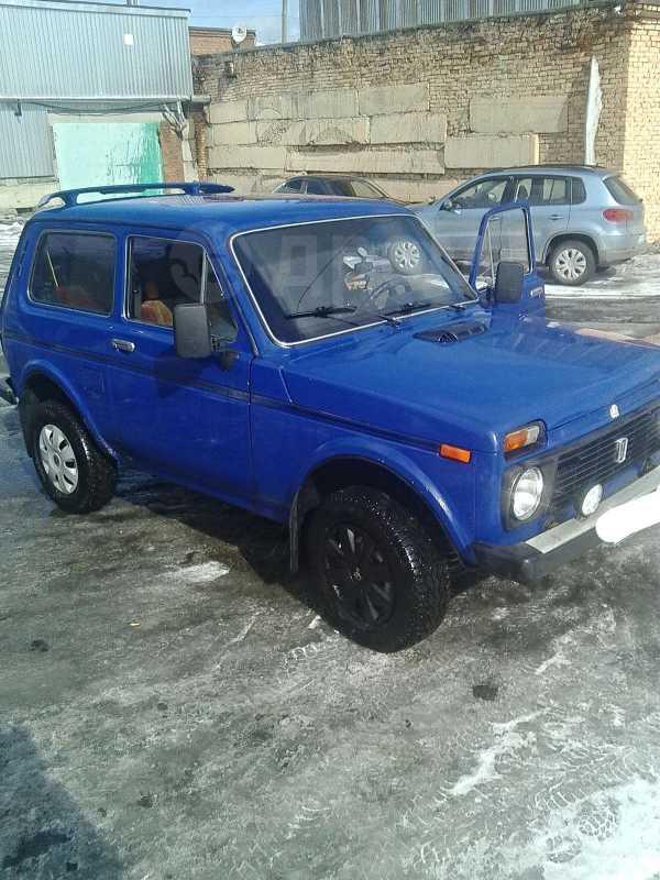 Лада 4x4 2121 Нива, 1995 год, 82 000 руб.