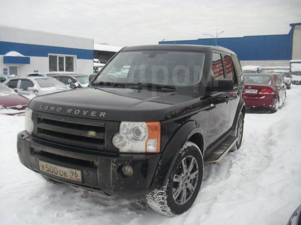 Land Rover Discovery, 2008 год, 1 250 000 руб.