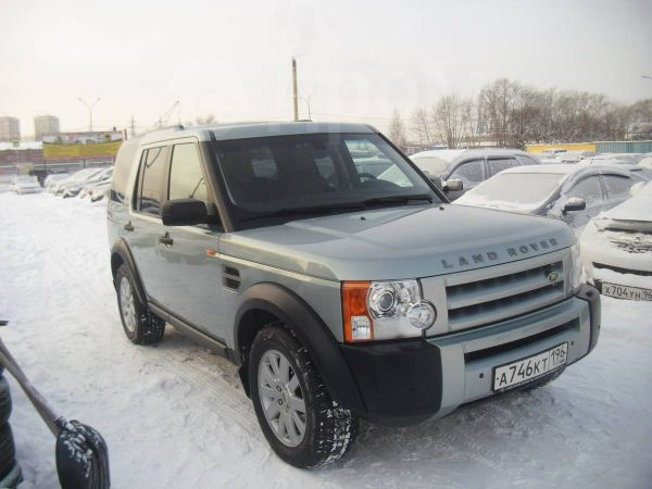 Land Rover Discovery, 2007 год, 775 000 руб.