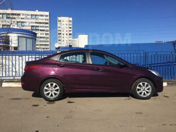 Hyundai Solaris, 2013 год, 527 000 руб.