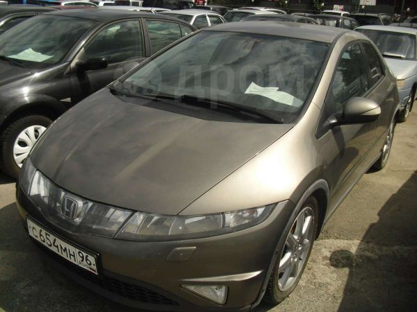 Honda Civic, 2006 год, 435 000 руб.