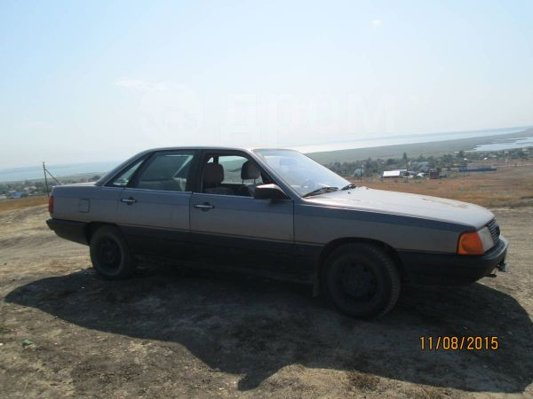 Audi 100, 1986 год, 50 000 руб.