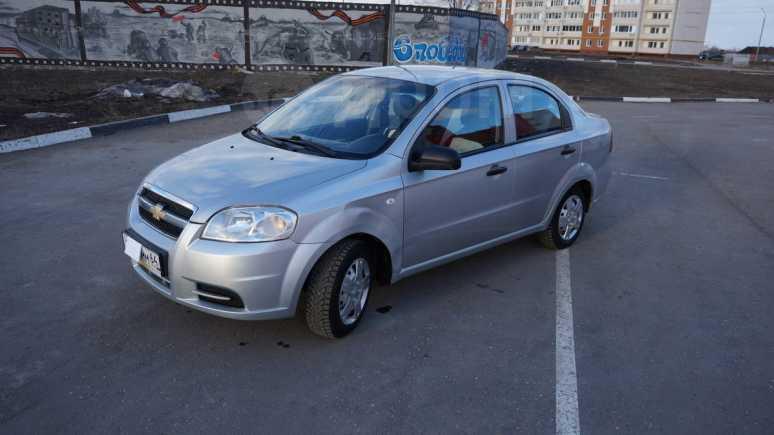 Chevrolet Aveo, 2009 год, 257 000 руб.