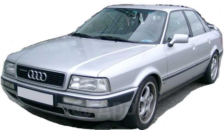 Audi 80, 1992 год, 85 000 руб.