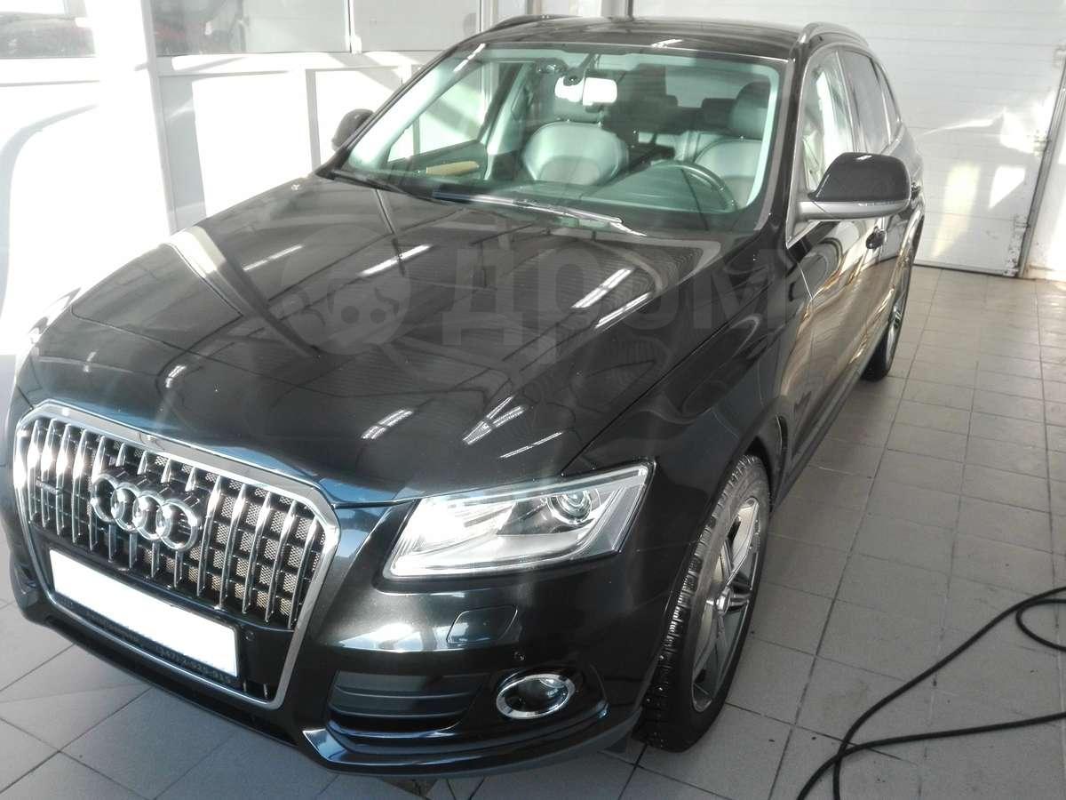 новый автомобиль audi q5 2013 года из германии или из россии
