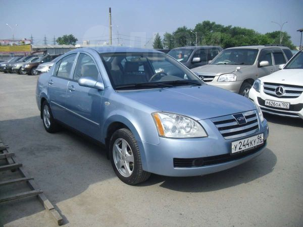 Chery Fora A21, 2007 год, 210 000 руб.