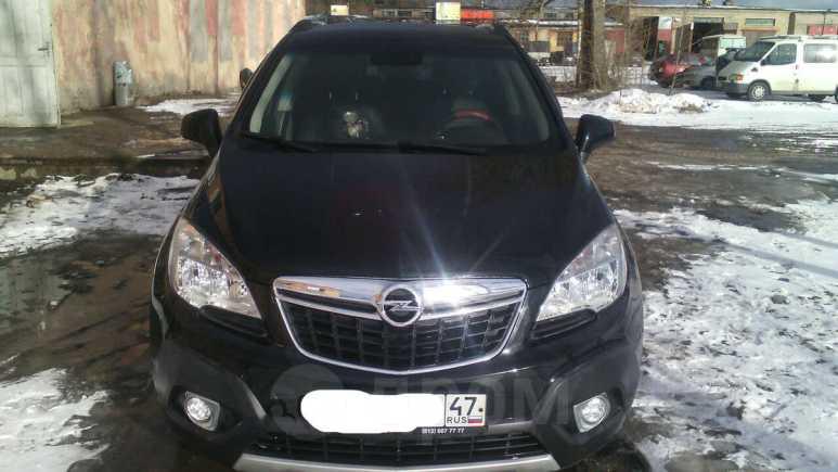 Opel Mokka, 2012 год, 665 000 руб.
