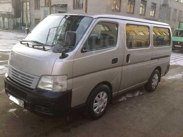 Nissan Caravan, 2003 год, 350 000 руб.