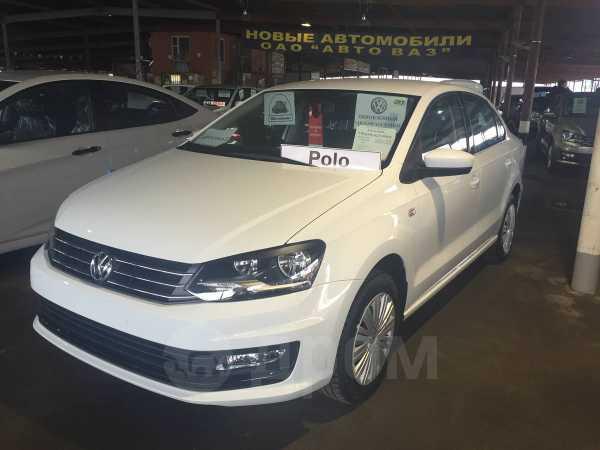 Volkswagen Polo, 2016 год, 719 900 руб.