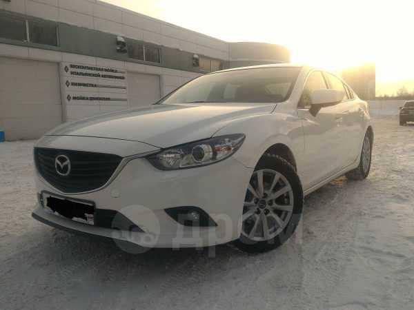 Mazda Mazda6, 2014 год, 870 000 руб.