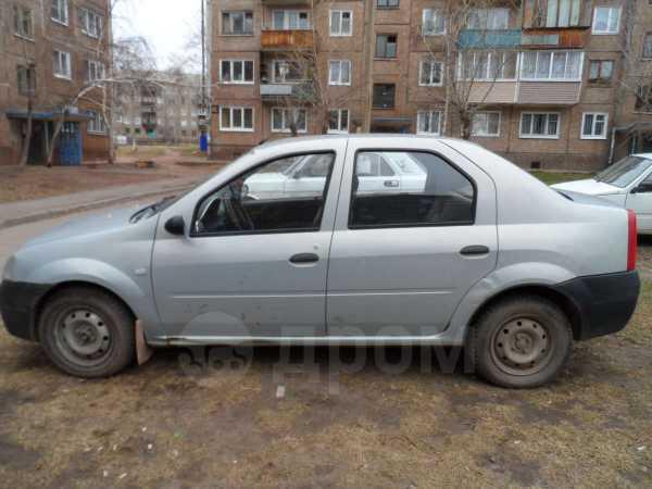 Renault Logan, 2008 год, 50 000 руб.