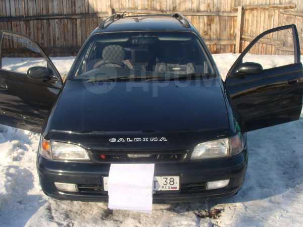 Toyota Caldina, 1995 год, 180 000 руб.