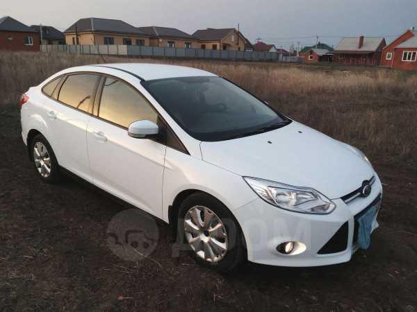 Ford Focus, 2012 год, 505 000 руб.