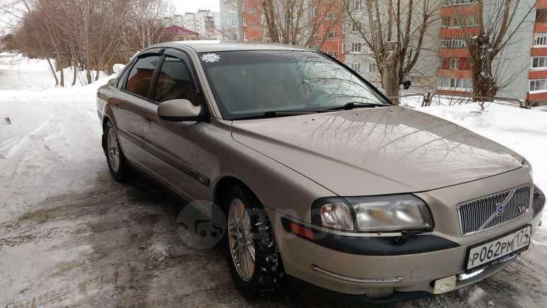 Volvo S80, 1999 год, 300 000 руб.