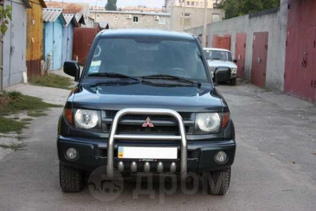 Mitsubishi Pajero, 2002 год, 390 000 руб.