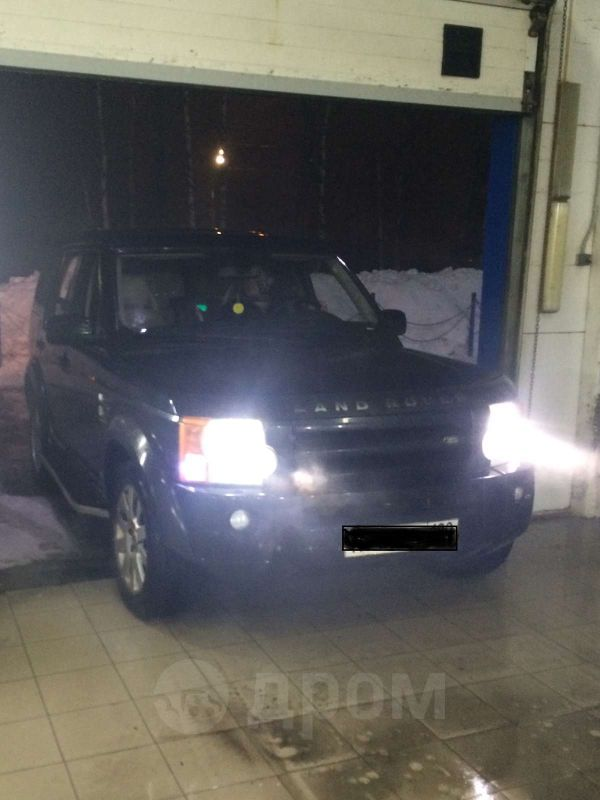 Land Rover Discovery, 2005 год, 587 000 руб.