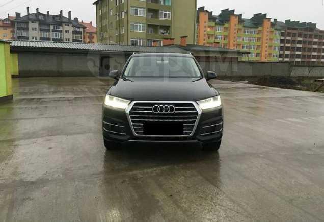 Audi Q7, 2015 год, 2 799 999 руб.