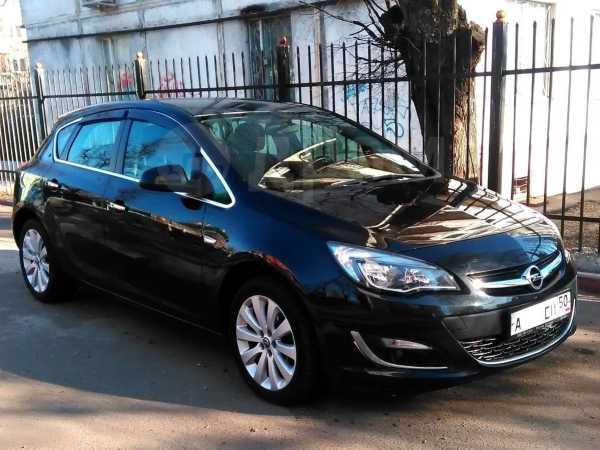 Opel Astra, 2013 год, 655 000 руб.