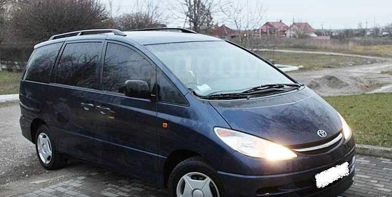 Toyota Previa, 2002 год, 450 000 руб.