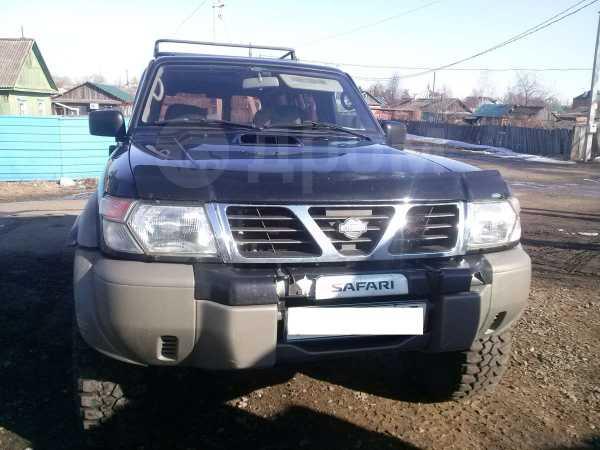 Nissan Patrol, 2000 год, 900 000 руб.