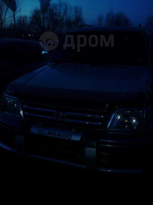 Toyota Land Cruiser Prado, 1996 год, 250 000 руб.