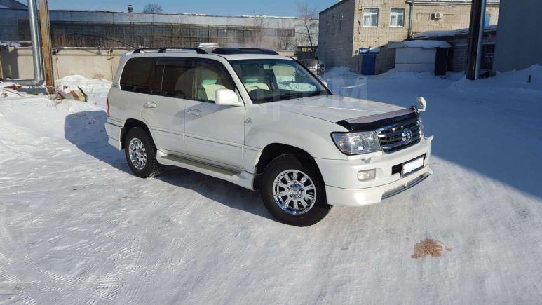 Toyota Land Cruiser, 2004 год, 1 350 000 руб.