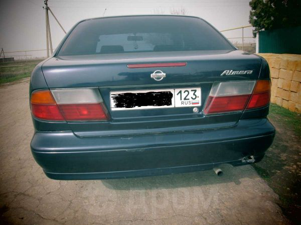 Nissan Almera, 1999 год, 150 000 руб.