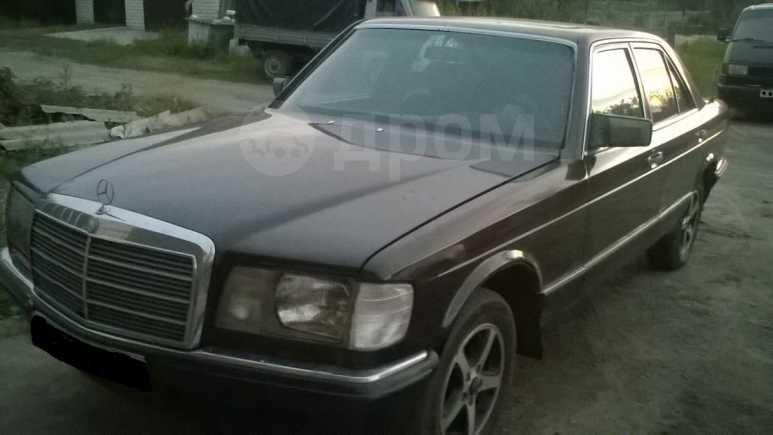 Mercedes-Benz S-Class, 1990 год, 90 000 руб.