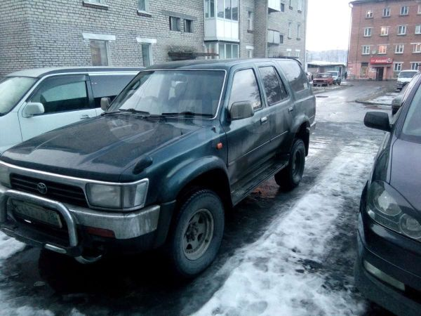 Toyota Hilux Surf, 1993 год, 320 000 руб.