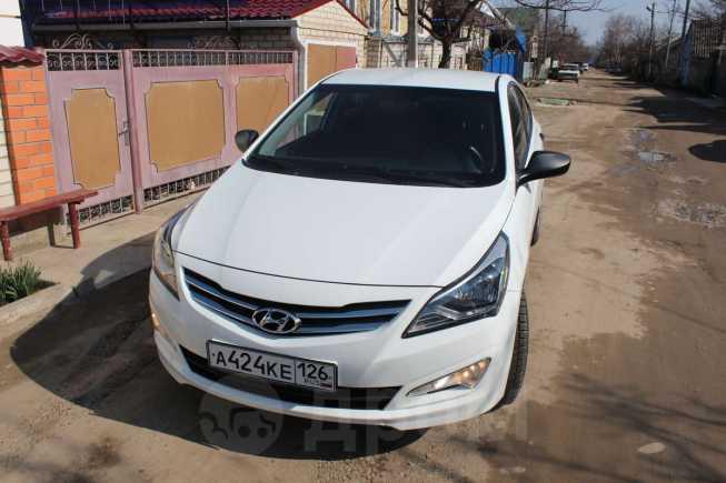 Hyundai Solaris, 2014 год, 585 000 руб.