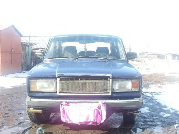Лада 2107, 1997 год, 33 000 руб.