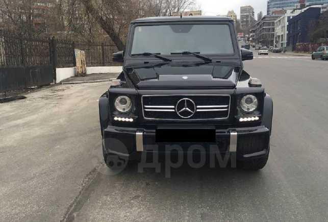 Mercedes-Benz G-Class, 2014 год, 5 200 000 руб.