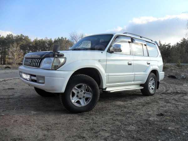 Toyota Land Cruiser Prado, 1997 год, 655 000 руб.