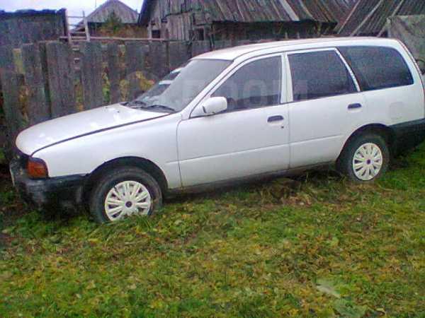 Nissan AD, 1991 год, 55 000 руб.