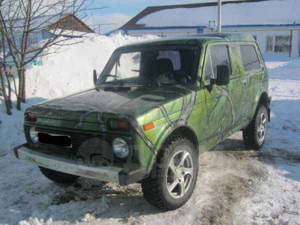 Лада 4x4 Бронто, 2001 год, 140 000 руб.